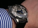 Christophe Claret Angelico on the wrist