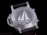 Caseback decoration of the Panerai Luminor Yachts Challenge