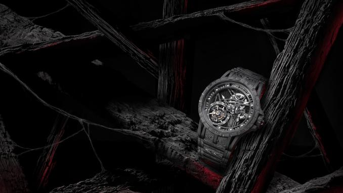 Roger Dubuis Excalibur Spider Carbon 3