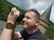 Vianden Castle: searching for the perfect surrounding shots
