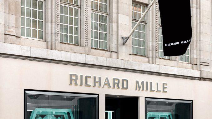 Richard Mille London Boutique
