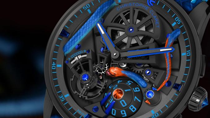 Christophe Claret Maestro Only Watch
