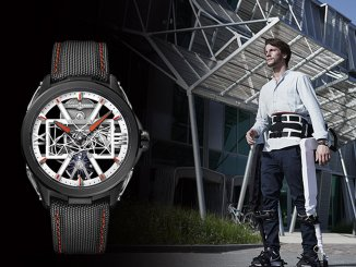 Ulysse Nardin Exo-Skeleton X Only Watch