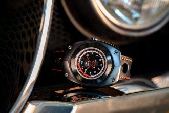 Blasta Watch Scuderia Veloce, nero profondo
