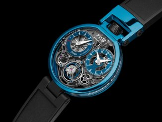 Bovet 1822 Ottantasei Tourbillon