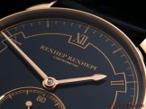 The rose gold version is my favourite Chronometre Contemporain due to its lovely black and gold contrast