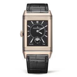 Reverso Classic Large Small Second Pink Gold