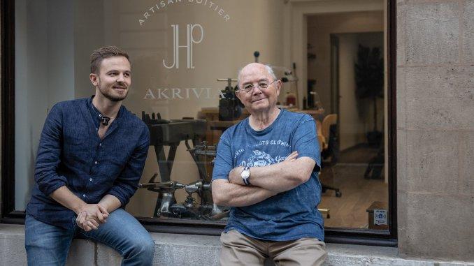 Jean-Pierre Hagmann joins AkriviA
