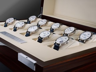 Anniversary editions of A. Lange & Söhne Set