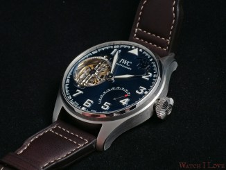 "IWC Big Pilot's Watch Constant Force TourbillonEdition ""Le Petit Prince"" Ref.IW590302"