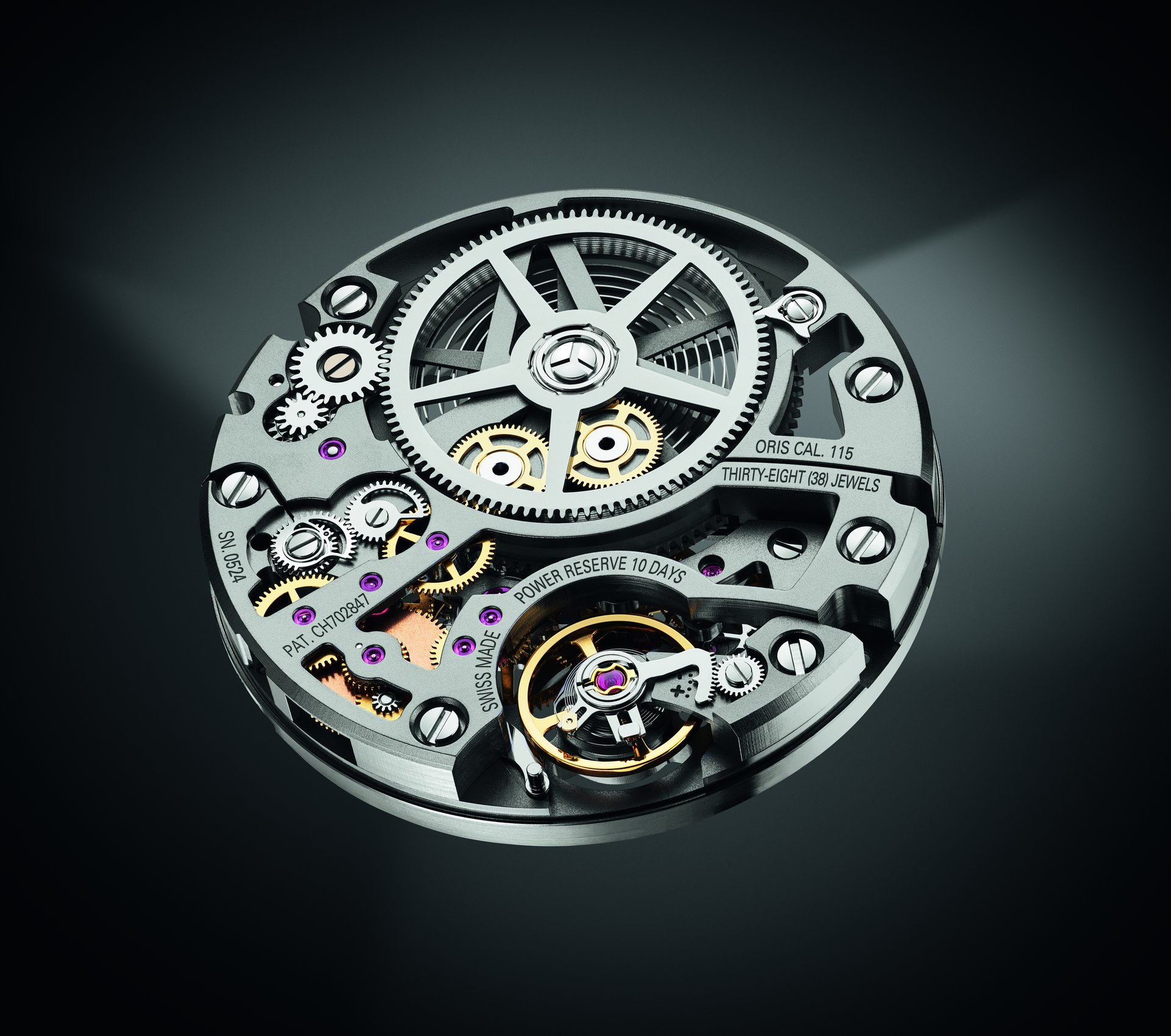 Oris Movement Calibre 115