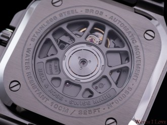 Bell & Ross BR05 Grey Steel Ref. BR05A-GR-ST/SST BR-CAL.321
