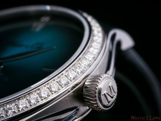 H. Moser & Cie Endeavour Centre Seconds Diamonds Purity