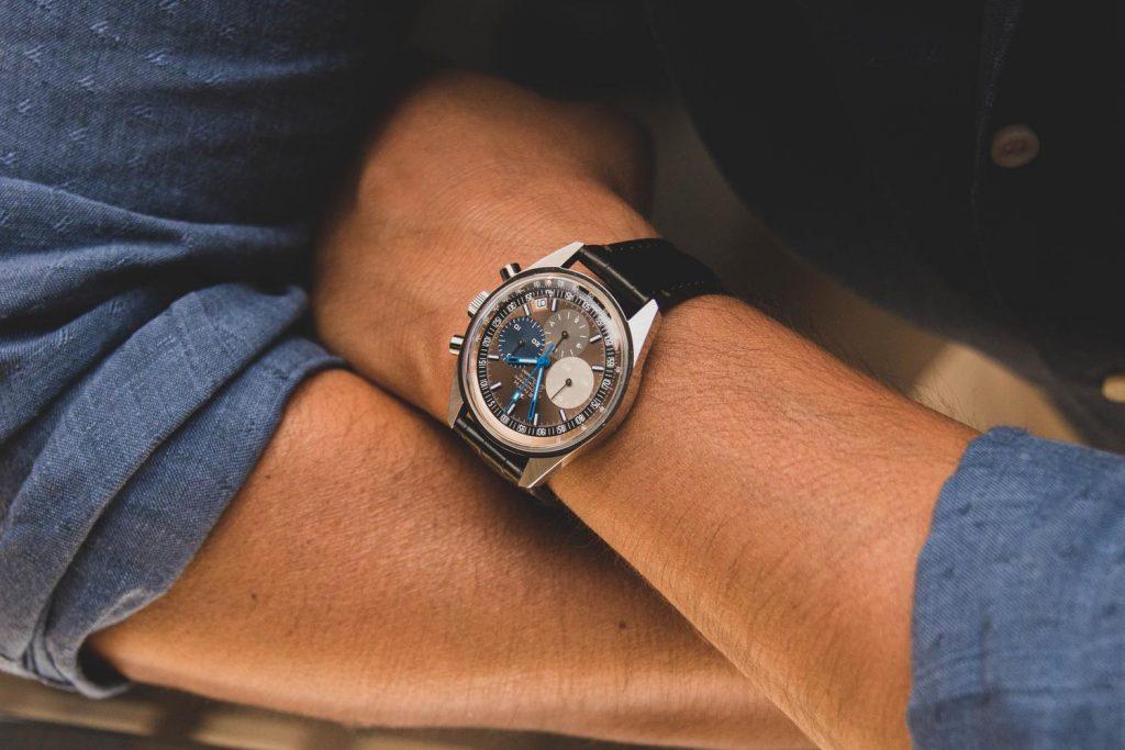 """Zenith El Primero A386 Revival """"Fine Watch Club Edition"""""""