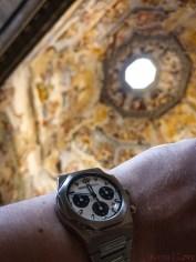 Under the dome of Cathedral of Santa Maria del Fiore