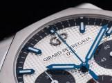 Girard-Perregaux_Laureato_Chronograph_dial_logo