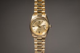 Jack Nicklaus' Yellow Gold Day-Date Ref. 1803 vertical