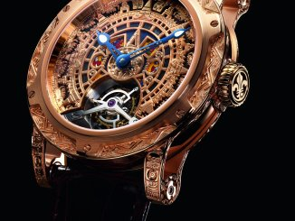Louis Moinet Only Mexico
