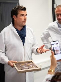 Girard-Perregaux Manufacture tour
