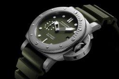 Panerai Submersible Verde Militare - 42mm PAM01055