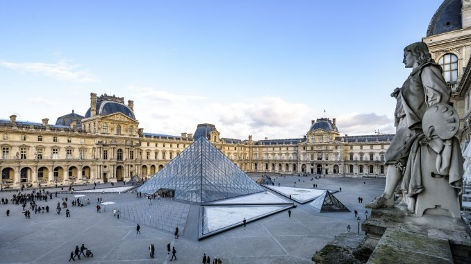 Vacheron Constantin and the Louvre