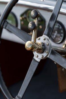 Aston Martin known as 'Cloverleaf'
