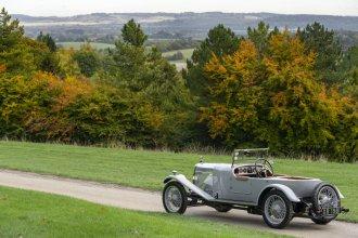 Aston Martin Cloverleaf
