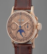 "Patek Philippe ""pink-on-pink"" reference 1518"