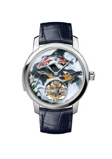 Les Cabinotiers Minute repeater tourbillon - Four seasons winter Reference6520C-000P-B606