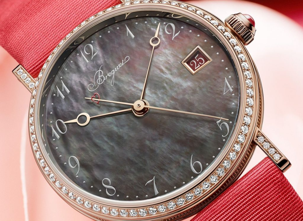 Breguet Classique 9065 Tahitian Mother-of-Pearl Tender Dreams