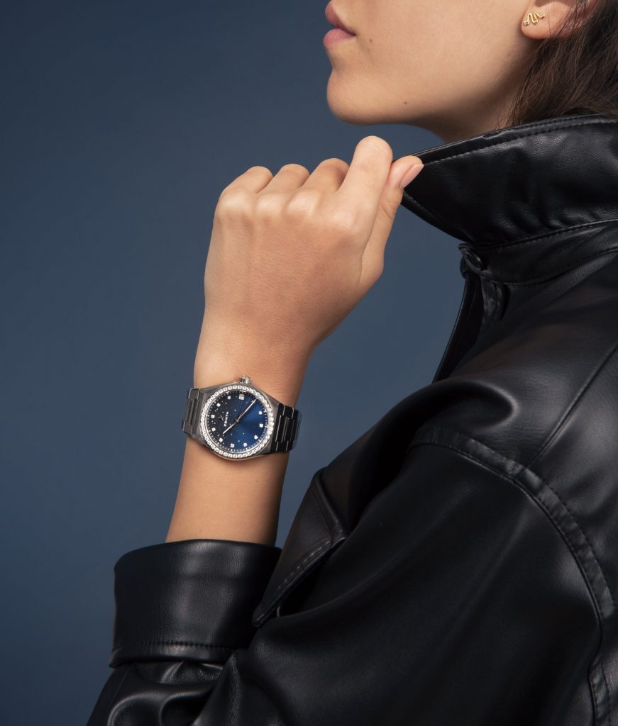 Zenith embarks on the debut edition of LVMH Watch Week with a new kind of innovation in its DEFY collection with DEFY Midnight