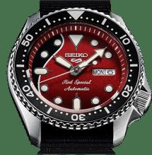 Seiko 5 Sports Brian May Limited Edition: SRPE83K1