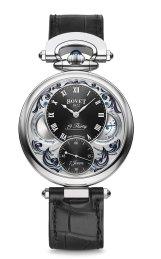 Bovet Fleurier 19Thirty Ref. NTS0019, black