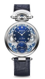 Bovet Fleurier 19Thirty Ref. NTS0020, blue