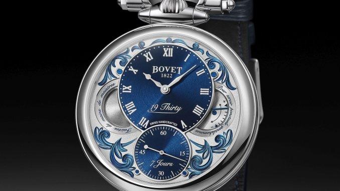 Bovet Fleurier 19Thirty