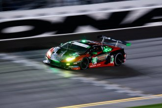 Lamborghini celebrates third victory at the 24 Hours of Daytona