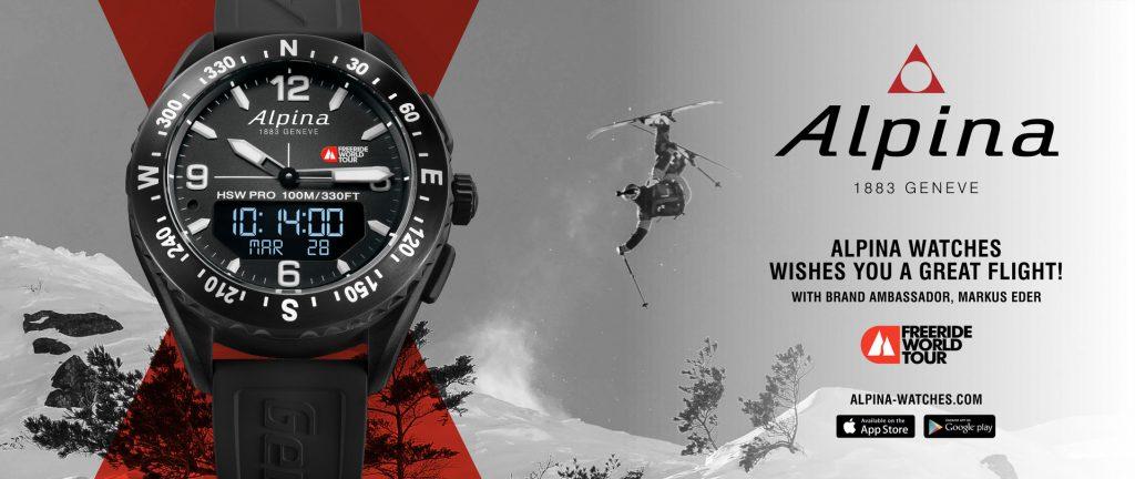 Alpina AlpinerX Freeride World Tour