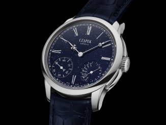 Czapek & Cie Quai des Bergues Midnight in Geneva S Beauty Squeezed