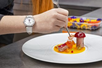 Blancpain partners with the Michelin Guide