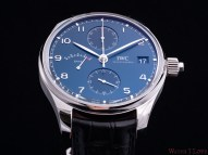 "IWC Portugieser Hand-Wound Monopusher Edition ""Laureus Sport for Good"""