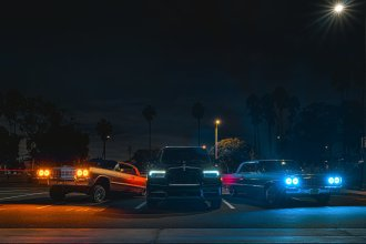 "Rolls-Royce ""King of the Night"""
