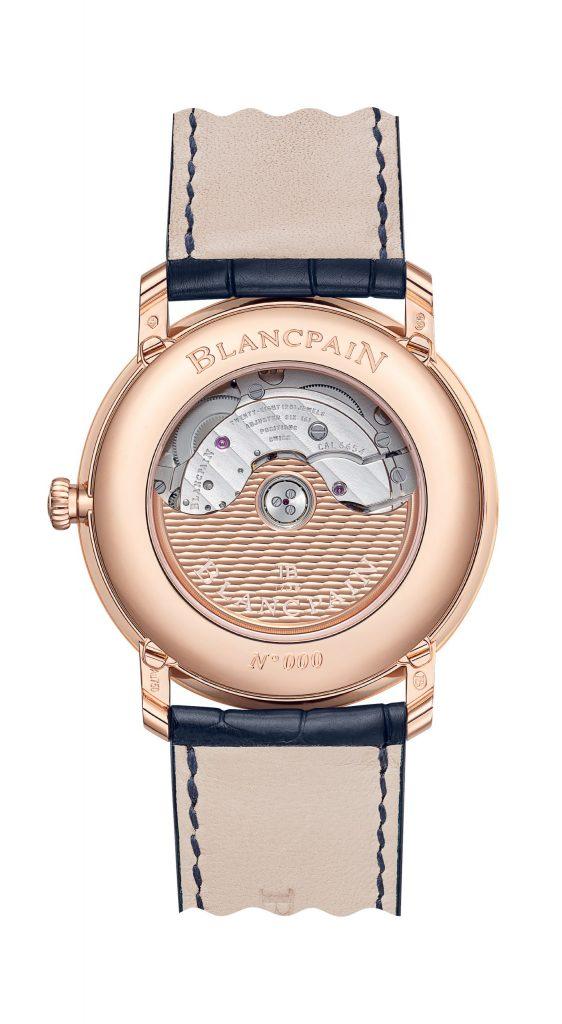 Blancpain Villeret Quantième Complet Ref. 6654-3640-55