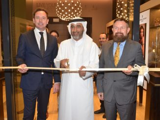 Frederique Constant boutique opening in Qatar