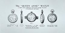 Minerva watch presentation