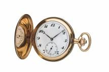 Minerva Pocket Watch
