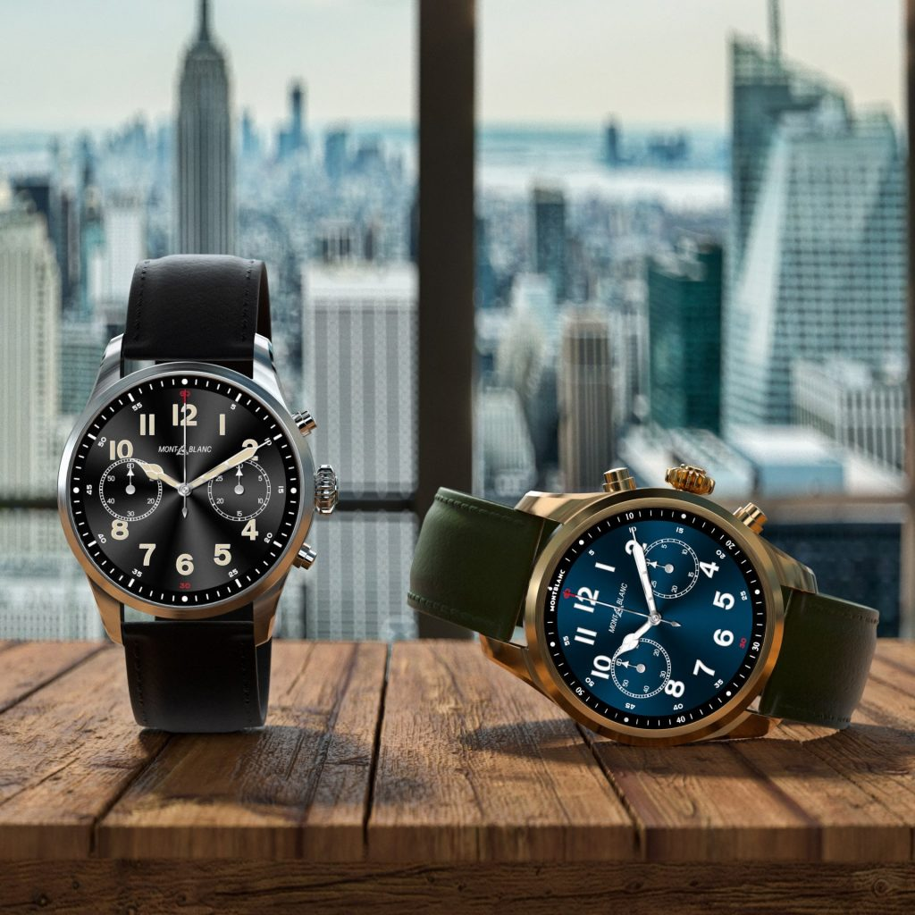 Montblanc Summit 2+ Smartwatch