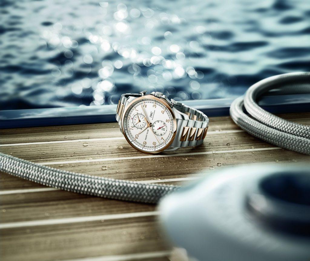 Portugieser Yacht Club Chronograph (Ref. 3907)