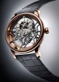 Jaquet Droz Grande Seconde Skelet-One Red Gold