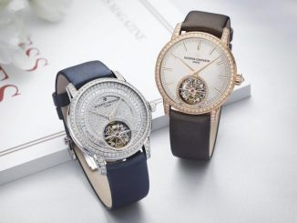 Vacheron Constantin Traditionnelle Tourbillon and Traditionnelle Tourbillon Jewellery