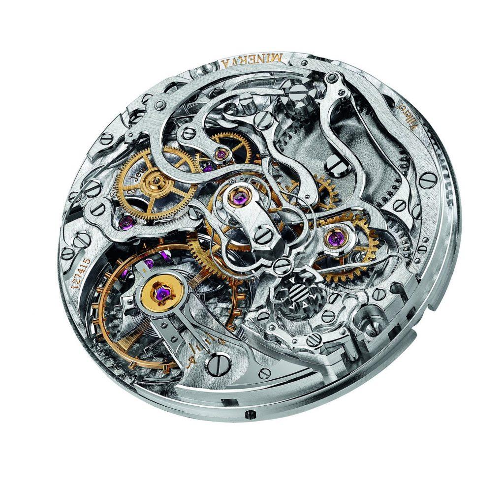 Montblanc 1858 Split Second Chronograph Limited Edition 100